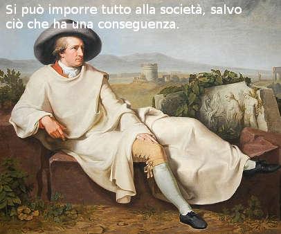 Le frasi di Goethe celebri