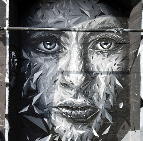 Loco Steve, volti di donne nella street art