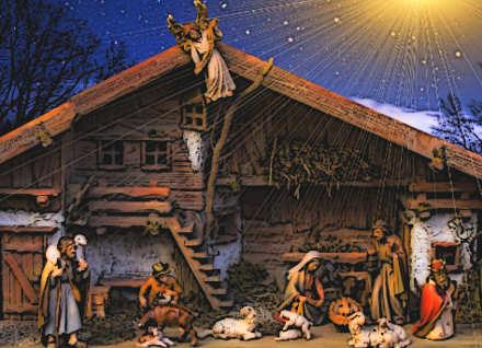 Tradizioni natalizie, il presepe