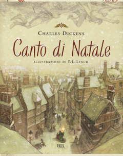 Canto di Natale di Charles Dickens, favole di natale