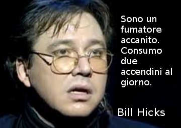 Bill Hicks, la vita e le frasi