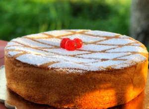 La Cassata siciliana al forno ricetta semplice con pasta frolla
