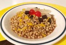 Cuccìa siciliana ricetta palermitana