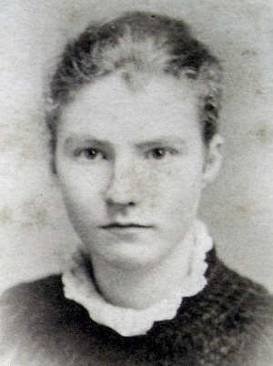 Gertrude Bell, foto da ragazza