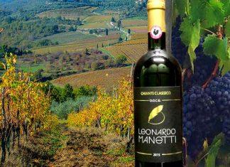 Il Vino Chianti Classico 2015 dell'Azienda Agricola Leonardo Manetti