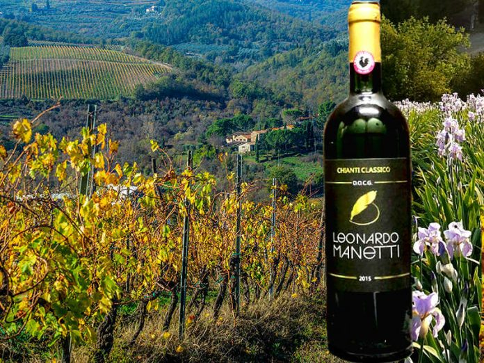 Il vino e il giaggiolo dell'Azienda Agricola Leonardo Manetti