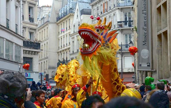 Capodanno cinese: Le Tradizioni di Capodanno da tutto il mondo
