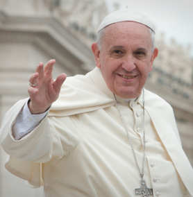 Le buone parole di Papa Francesco
