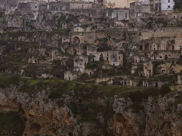 Matera, capitale europea della cultura: Sasso Caveoso