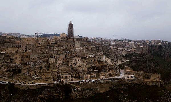 Matera: Capitale europea della cultura 2