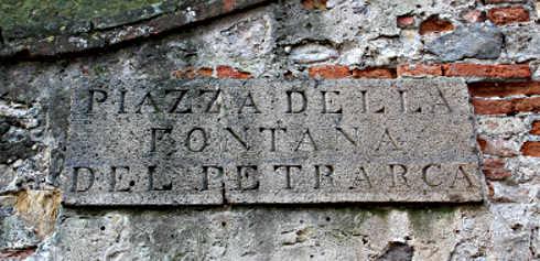 Petrarca Padova, la città del Santo, ed i colli Euganei