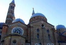 Padova, la città del Santo, ed i colli Euganei