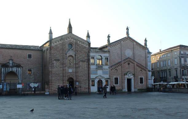 reportage da Padova, la città del Santo