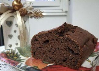 Plumcake cioccolato zenzero e cannella senza glutine a ridotto indice glicemico