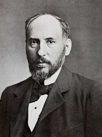 Foto di Santiago Ramón y Cajal