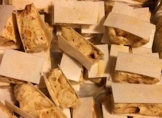Torrone ricetta con nocciole senza glutine