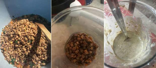 Preparazione Vellutata di lenticchie light