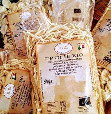 Prodotti dell'Azienda Agricola Biologica Ciò.Bio di Rocco Ciola