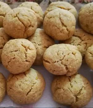 Ingredienti Biscotti integrali allo zenzero fresco e arancia