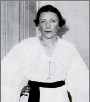 La contessa Marga d'Andurain