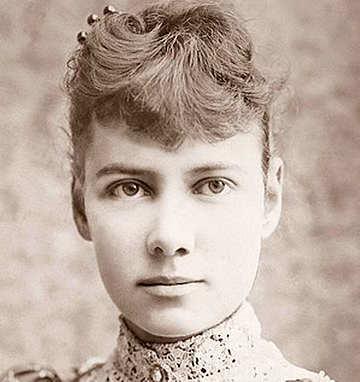 ritratto di Nellie Bly