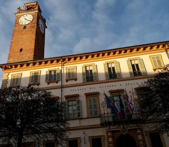 Novara, Palazzo del Governo