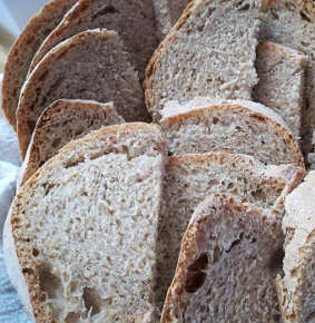 Ingredienti Pane integrale la ricetta ai semi oleosi