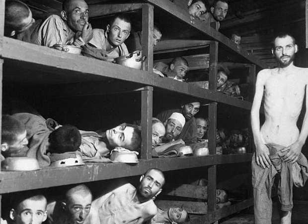 Foto Shoah: campo di concentramento