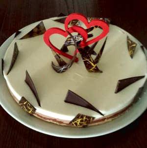 Ingredienti Torta ai tre cioccolati senza glutine