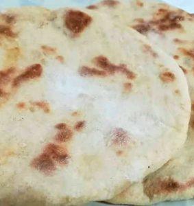 Ingredienti Pane fatto in casa veloce senza lievito