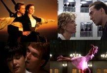 10 Canzoni colonne sonore di film con una storia d'amore