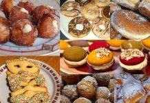 15 dolci di Carnevale fritti e al forno