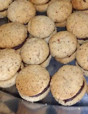 Ingredienti Baci di dama alle mandorle senza uova