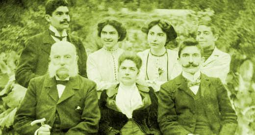 Botanica e Eva Mameli Calvino