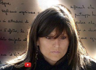 Grafologia: foto-grafia di Annamaria Franzoni