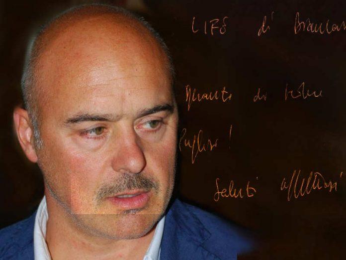 Luca Zingaretti Indagine tra le righe del commissario Montalbano