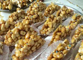 Struffoli o Pignolata al miele di Carnevale