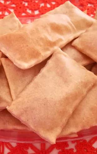 Ingredienti Ricetta Pane azzimo fatto in casa integrale