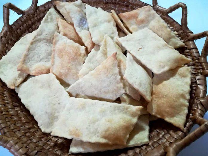 Ricetta Pane azzimo fatto in casa integrale