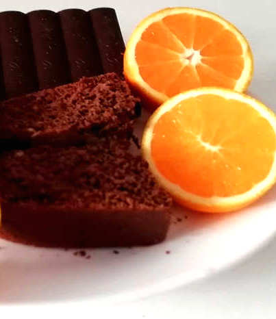 Ingredienti Torta al cioccolato e caffè senza zucchero e integrale