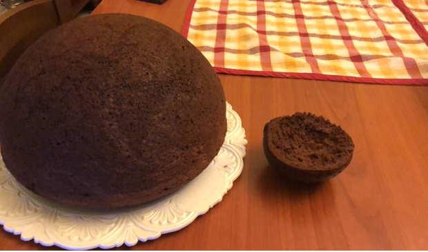 Preparazione Torta bacio Perugina una torta San Valentino 2