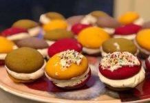 Whoopie pie ricetta semplice con crema al mascarpone per Carnevale