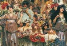 21 di Marzo: i quadri dedicati alla Primavera