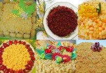 8 Torta mimosa per la festa delle donne