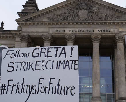 Greta Thunberg, #fridayforfuture