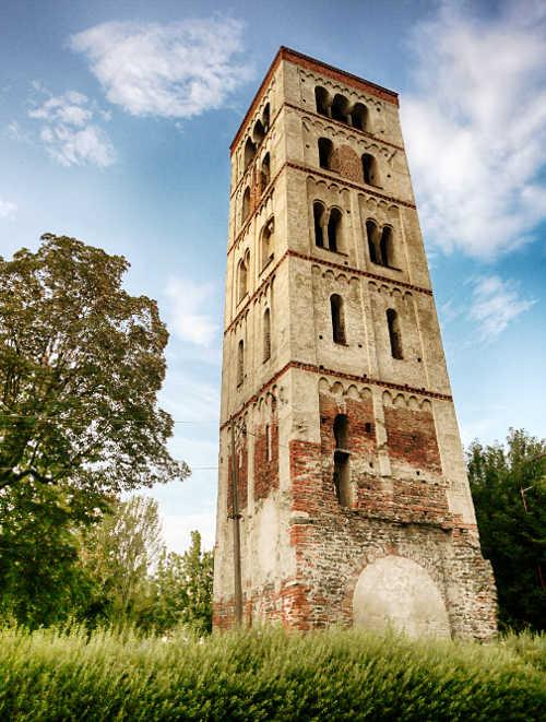 Foto Ivrea, Torre di Santo Stefano