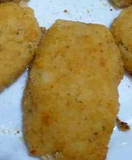 Ingredienti Polpette di cavolfiore al forno