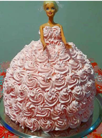 Ingredienti Torta di compleanno Barbie