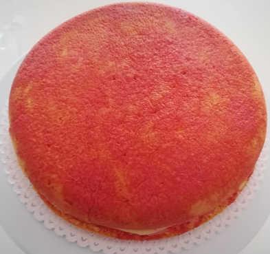 Bagna Torta di compleanno con crema pasticcera e bagna all'Alchermes