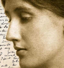 foto Virginia Woolf, grafologia